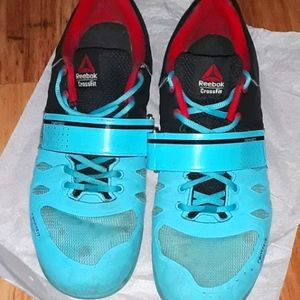 Reebok Crossfit Exercise&Running Shoes,Aqua color